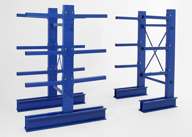 Rayonnage Cantilever, rack Cantilever