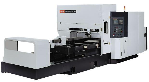 Machine pour découper au laser 5 axes